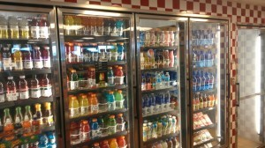 Commercial refrigerator and beverage cooler - Dentron, TX - PRK Services
